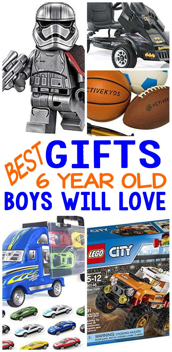 Gifts 6 Year Old Boys BEST Gift Ideas For 6th Birthday Christmas Holiday Or Just Because Cool Presents That Will Love