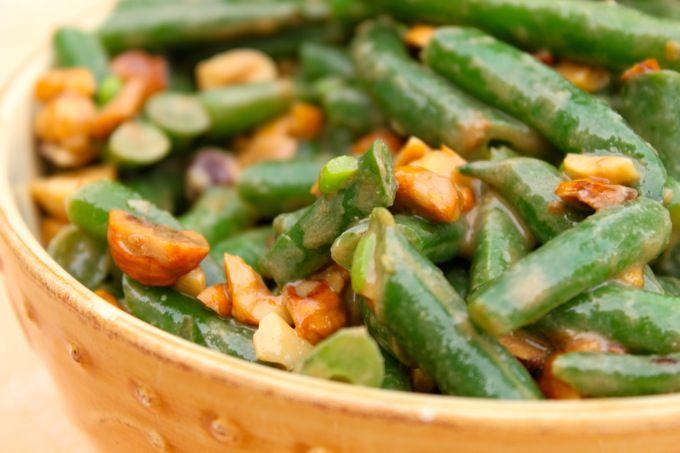 green bean & hazelnut salad | Eventually I'll Make All These ...