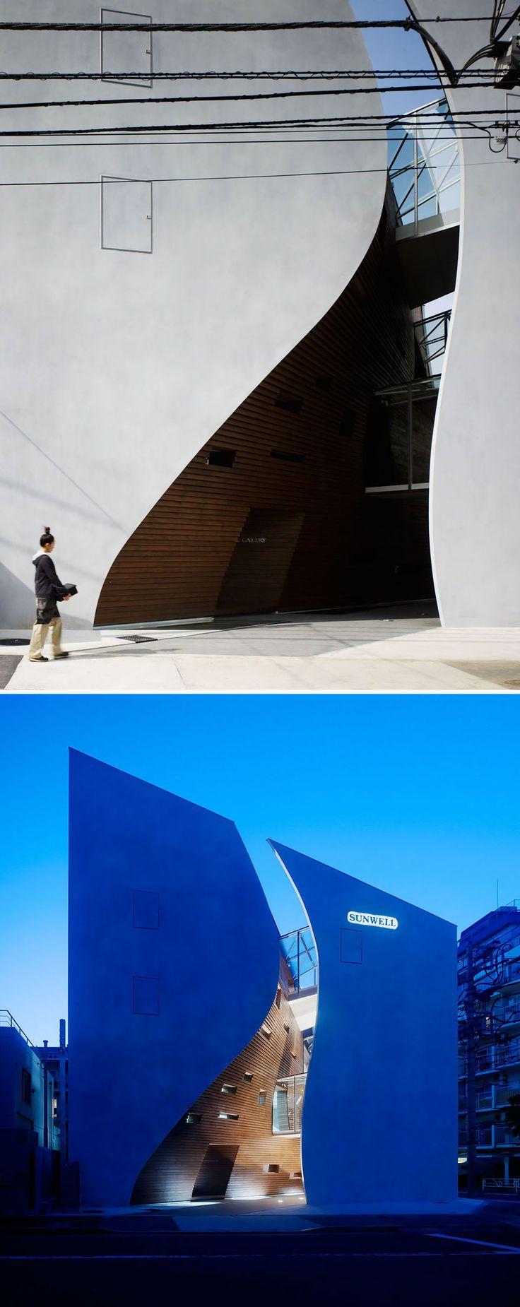 50 Exemples de l'incroyable Architecture japonaise moderne (21)