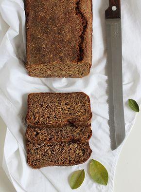 Chleb litewski na zakwasie żytnim