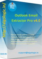 Outlook Email Extractor Pro (5 Years License)