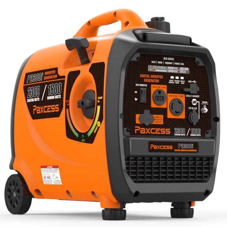 2300w small quiet inverter gas generator paxcess 20 best