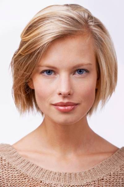 Frisur kurz pflegeleicht