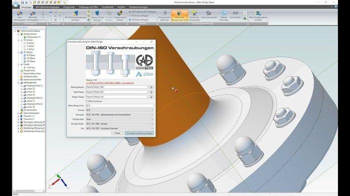 Design With Alibre Design Expert 2018 0 1 Full Cracked Design Cnc Software Software
