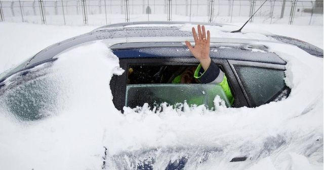 Russia's Emergency Situations Ministry has warned of a major cold snap in Moscow on Friday evening.