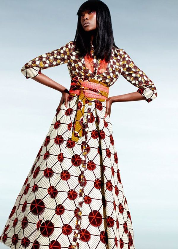 DPAGES – a design publication for lovers of all things cool & beautiful | DESIGNERS TAKE NOTE: Vlisco's 'African' Textiles