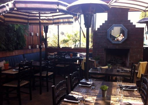 Bring Your Pooch To Pet Friendly The Patio On Lamont Street In San Diego.