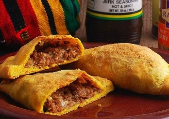 Island Food: Beef Pate - my FAVORITE island food IN the world! I wish I could find it here!!!