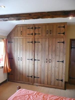 Mike Paton Carpentry: Wardrobe Gallery