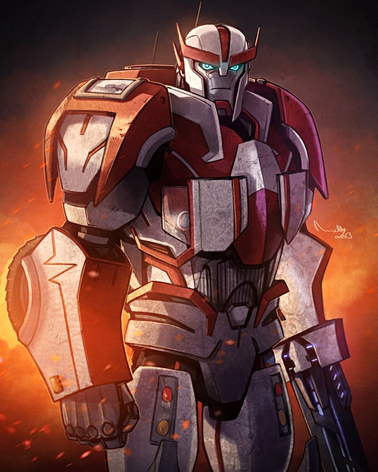 TFP - Ratchet by TheMinttu.deviantart.com on @deviantART