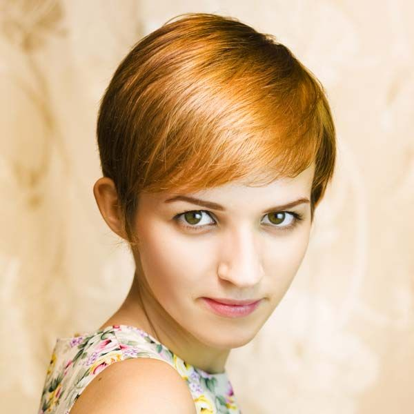 Hairstyles For Thin Fine Hair Round Face: Short Hairstyles For Thin Hair And Round Face