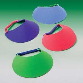 Discount Toys and Novelties - Foam Visors (dozen)