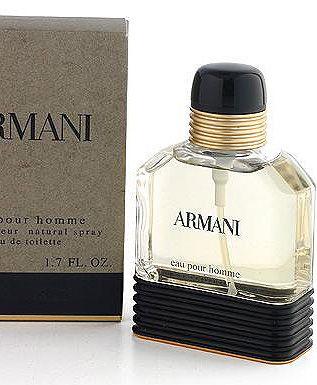 Armani Eau Pour Homme Giorgio Armani cologne - a fragrance for men 1984