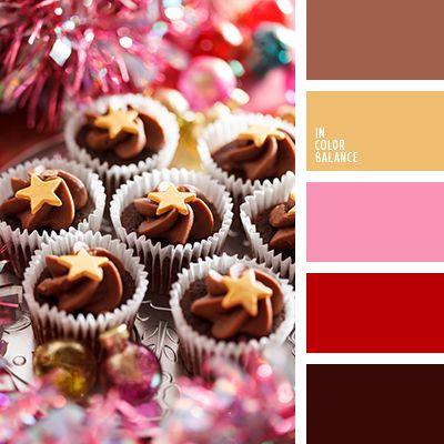 бордово-коричневый, канареечно желтый цвет, красный цвет яблока, оттенки коричневого, оттенки красного, подбор цвета, светло-коричневый, цвет виски, цвет золота, цвет красного яблока, цвет красных яблок, цвет печенья, черный, яркий желтый, яркий красный.