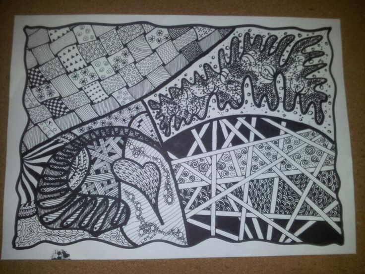 My first doodle.