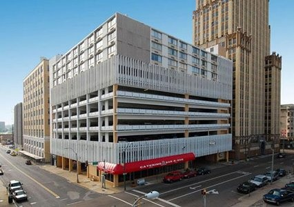Downtown Memphis Hotel - Econo Lodge Downtown