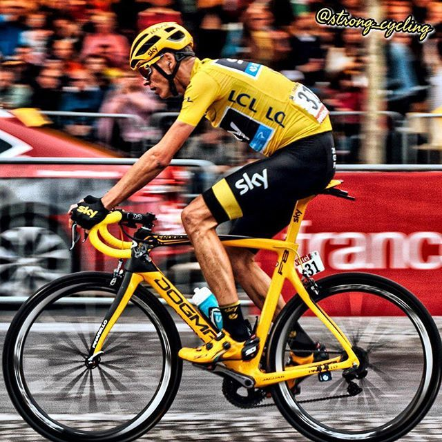 Definito in programma per il 2017 del @teamsky: #MikelLanda correrà come capitano al Giro d'Italia 2017, mentre @chrisfroome correrà per l'ennesima volta il Tour de France. For more cycling news and photos go follow my friend @t0p_bikes! #ChrisFroome #Giro100 #TourdeFrance #Froome #TeamSky #Pinarello #TDF2016 #StrongCycling #Cycle #Cycling #Ciclismo #Bici #Bike #Bicycle #Bikelife #Bikeporn #Bikeride #Bicicleta #BiciDaCorsa #RoadBike #Velo #UCI #IgersCycling #ProCycling #CyclingPhotos…
