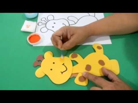17 mejores ideas sobre jirafa de baby shower en pinterest - Cabezas de animales decoracion ...