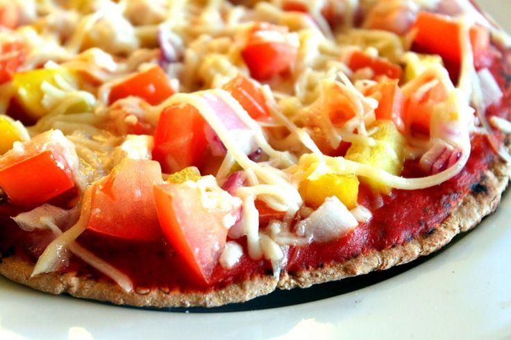 Egészséges pizzatészta