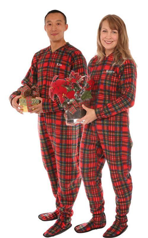 Christmas Adult Onsies