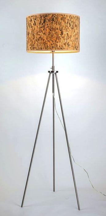 Lampadaire Cork Large, Liege h150cm de Innermost, désigné par Russell Cameron. #lampadaire #design #cork #large #liege #innermost #russell #cameron #light #floor #indoor #salon