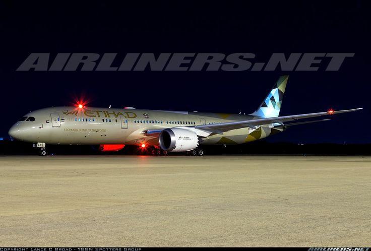 Boeing 787-9 Dreamliner - Etihad Airways | Aviation Photo #2669643 | Airliners.net