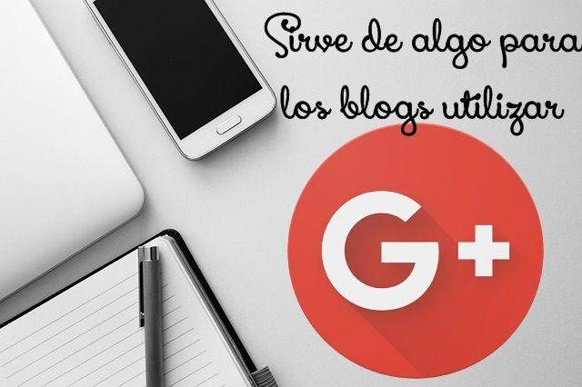 Google + para blogs y bloggers