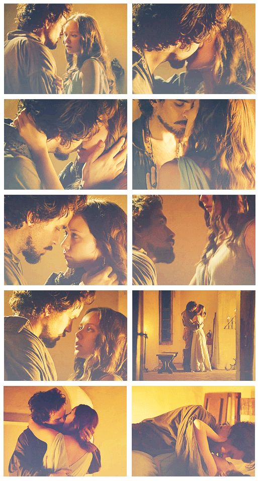 Aramis and queen anne... You swore you could never love again and i believed that my destiny was never to know love. But you saved my life , i saw you and could never think of someone else again .for the first time of my life i felt love.i am happy to spend only one night with you, for i will forever be yours no matter what..
