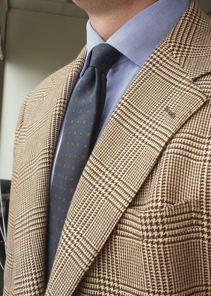 "jacketandtie: ""PRL // Massimo Dutti // Hilditch & Key // Canali // AE """
