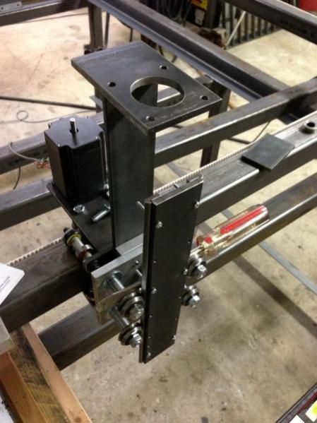 4' by 5' CNC Plasma Build - Pirate4x4.Com : 4x4 and Off-Road Forum