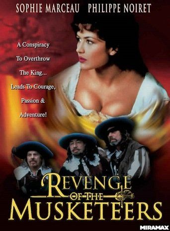 "*Watch!!~ Revenge of the Musketeers (1994) FULL MOVIE ""HD""1080p Sub English ☆√ ►► Watch or Download Now Here 《PINTEREST》 ☆√"