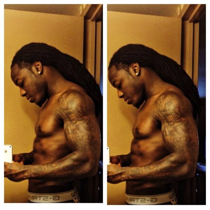 Ace Hood-- those arms though...mmhmm