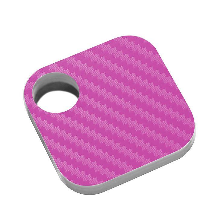 amazoncom tile phone finder key finder item finder pink texture carbon fiberu2026