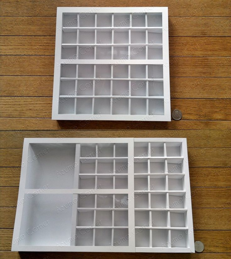 Box Cokelat isi 36 (6x6)