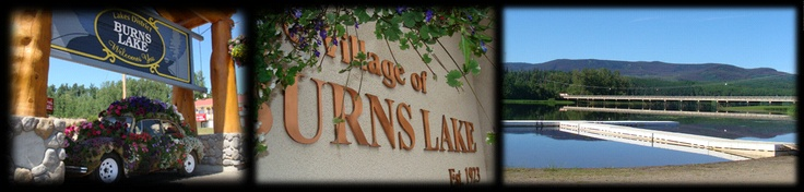 "The Village of Burns Lake - BC *Ok so this really isn't where I want to go on ""holiday's""; however I have been there multiple times :/ I do LOVE the flower covered bug though!"
