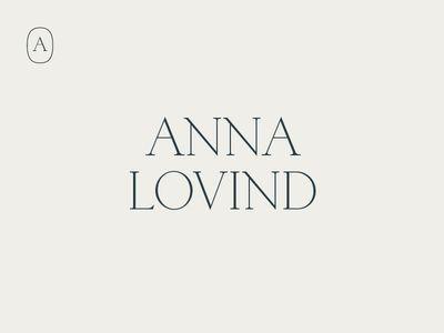 Chelsey Dyer Studio — Brand Identity for Anna Lovind