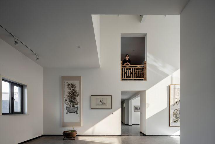 Gallery of Art Studio of Xu Hongquan / office PROJECT - 20