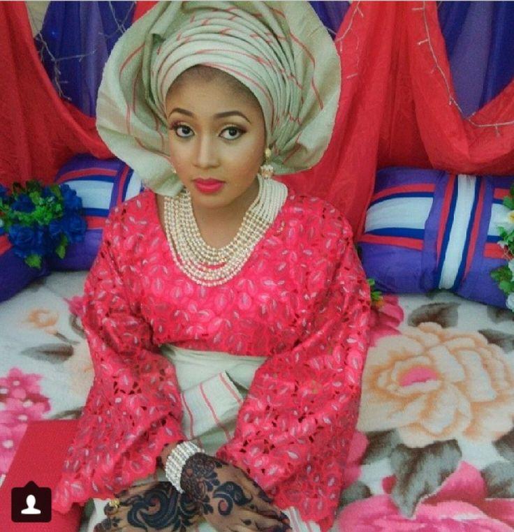 Elegant Nigerian Brides LookBook: The Nigerian Bridal Trend Collection is Slinky, Stunning, and Perfect - Wedding Digest NaijaWedding Digest Naija