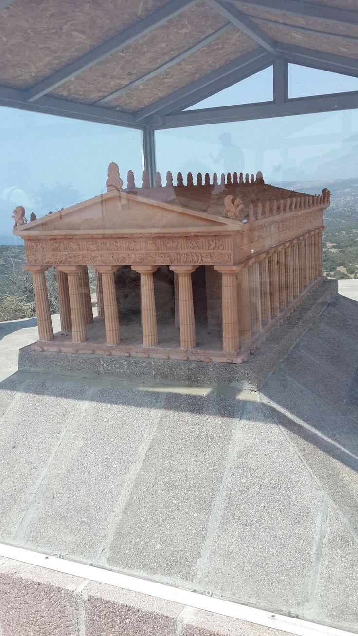 Twitter #AthenaTapinagi #Behramkale #Asos #Çanakkale #Türkiye #sanat #tarih #kültür #turizm