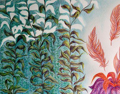 "Check out new work on my @Behance portfolio: ""Territorio profundo"" http://be.net/gallery/29061265/Territorio-profundo"