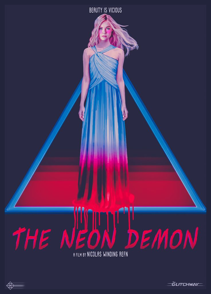 "My another ""The Neon Demon"" alternative poster. #PosterSpy #TheNeonDemon #NWR…"