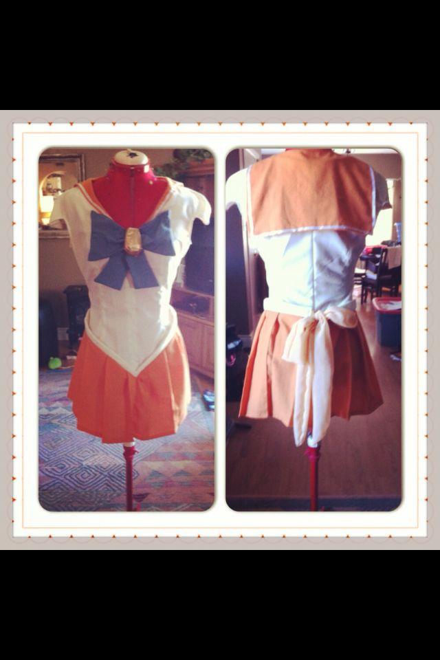 Sailor Venus costume
