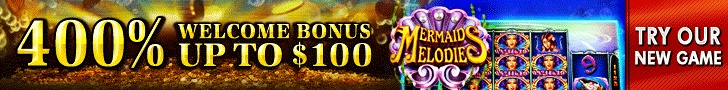 Cleos Vip Room If you love to play your favorite casino games at your local slots parlor, get ready for some of the most popular land based casino games available online, at Cleos Vip Room.  get a 400% match bonus on your first deposit up to $100. (example deposit $20 and play with $100.) this is a exclusive offer for players that register a new account through or links or banners on this site. this is a time limited offer, so hurry expires soon!