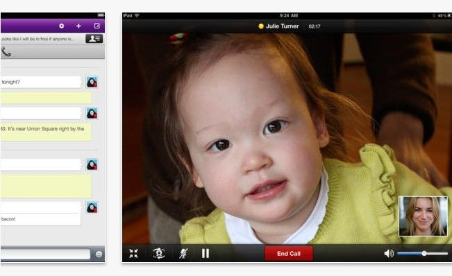 7 Best iPhone – iPad Instant Messengers 2014