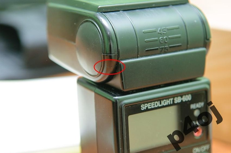 Lampa błyskowa Nikon speedlight SB-600