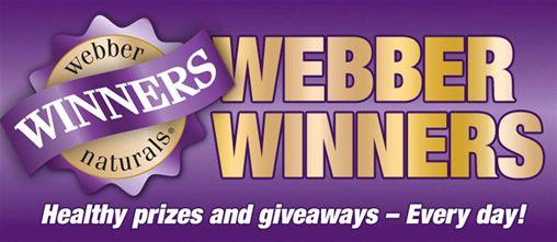 Webber Winners: Last Chance to Win!
