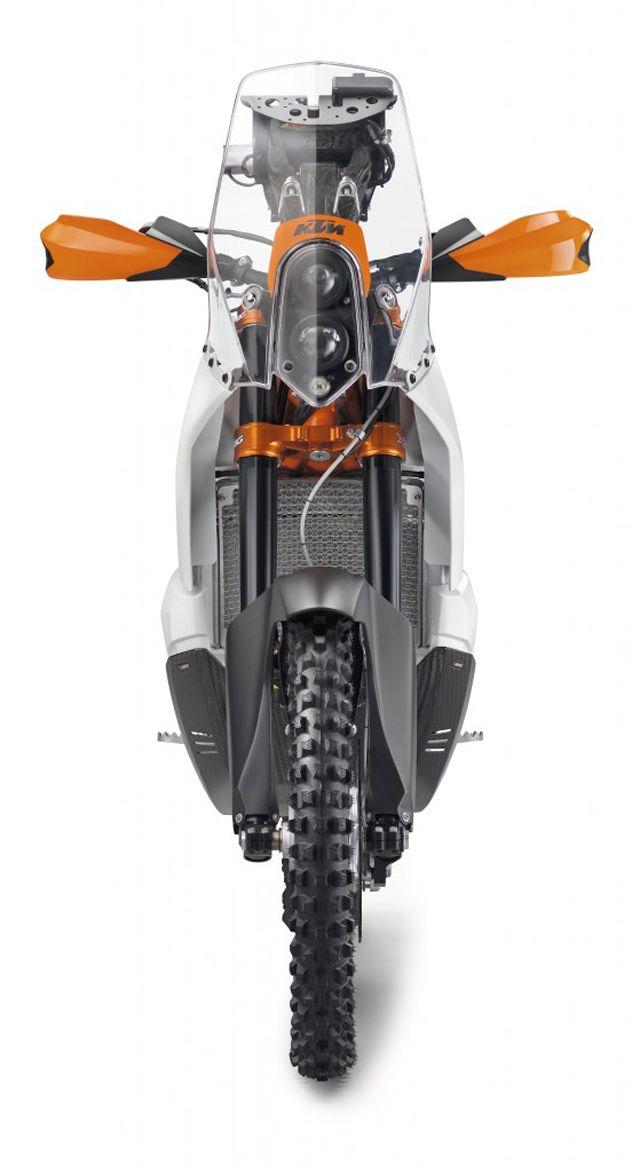 KTM 450 Rally Replica - Para ahí vamos en algún momento