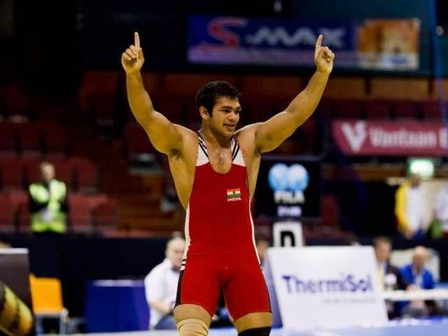 Indian wrestler fails doping test ahead of Rio Olympics