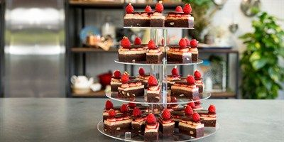 Try this Chocolate cakes recipe by Chef Antonio.This recipe is from the show The Great Australian Bake Off.