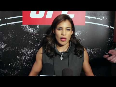MMA Full media scrum: Julianna Pena ahead of UFC on FOX 23